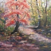 Spring, 26x20in, oil on canvas, private collection