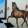 Freedom ll, oil on canvas. For sale